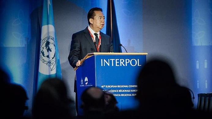 Interpol Başkanı Mıng istifa etti