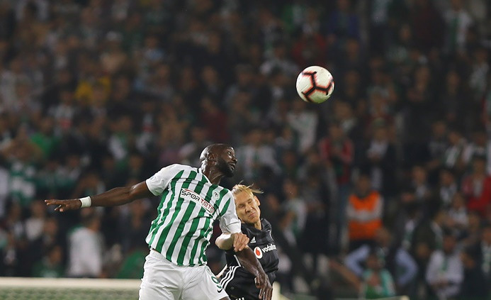 Beşiktaş bir puana razı oldu