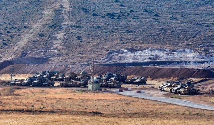 İdlib, ağır silahlardan arındı