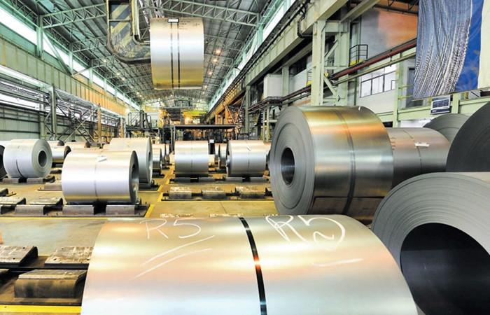 Küresel ham çelik üretimi yedi aylık dönemde yüzde 5 arttı
