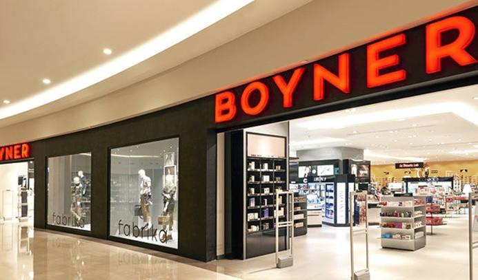 Boyner hisseleri tavan yaptı