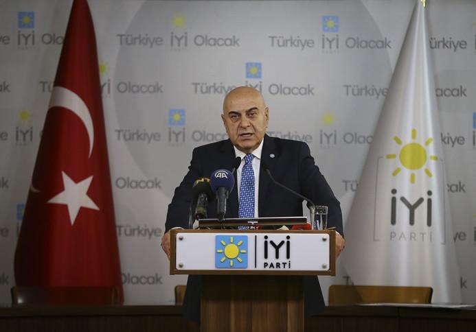 İYİ Parti'den ittifak iddialarıyla ilgili açıklama
