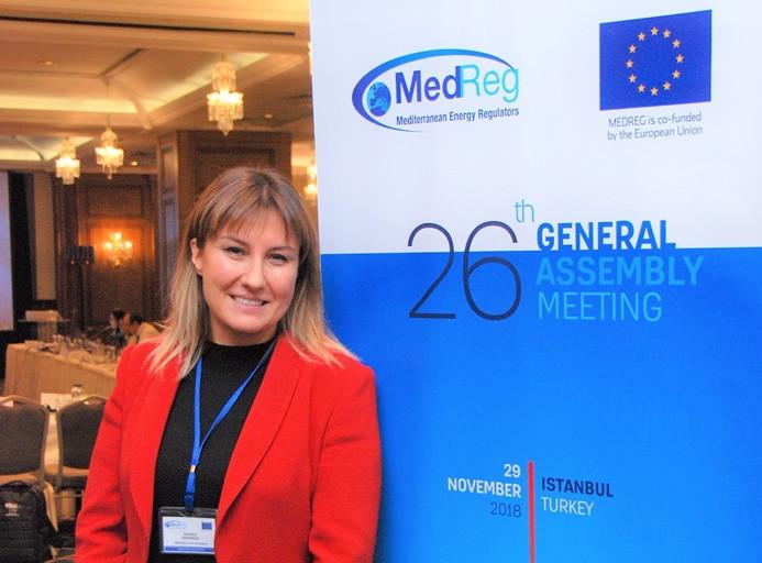 Akdeniz enerji düzenleme birliğine Türk kadın başkan