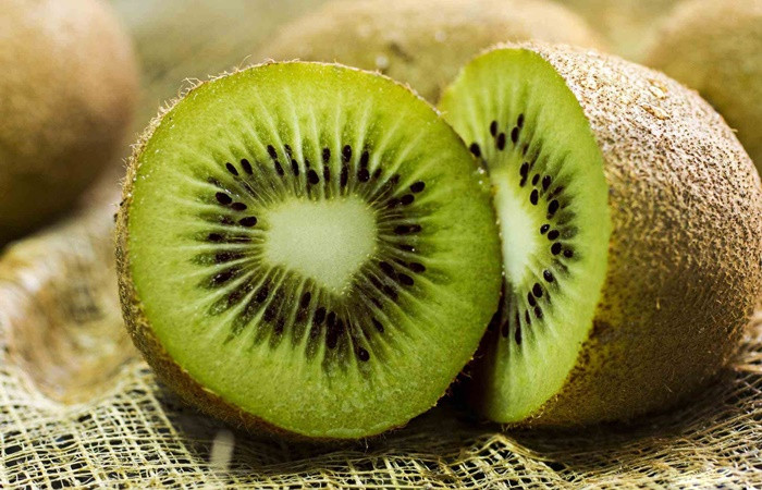 Tam bir vitamin deposu: Kivi