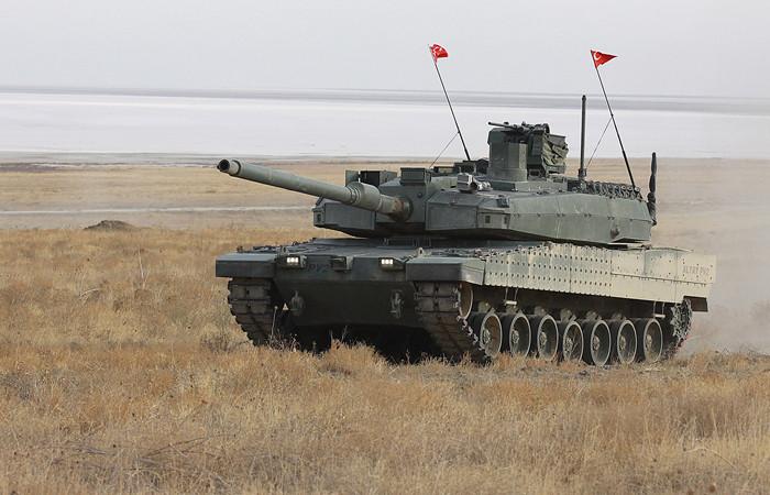 Milli tankın seri üretimi başlıyor
