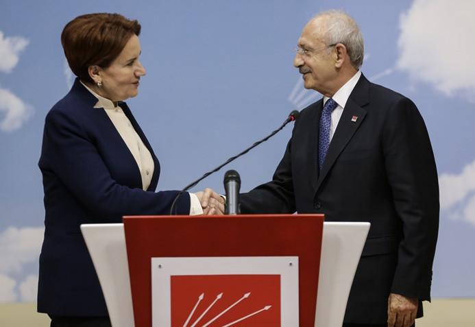 Partiler anlaştı, iki liderden ortak açıklama