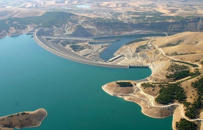 Barajlarda 10 yılın en yüksek 3. doluluğu