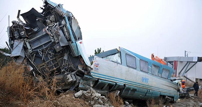 Tren kazası şüphelisi hareket memurunun ifadesi ortaya çıktı