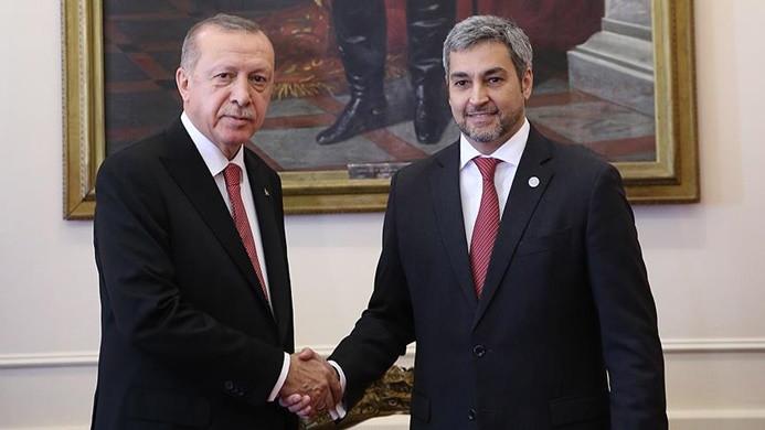 'Türkiye-Paraguay ilişkileri giderek güçleniyor'