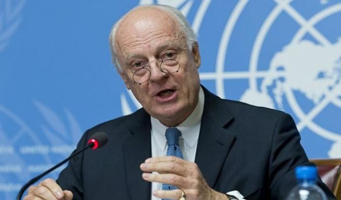 """""""Suriye Anayasa Komitesi listesi gereken kriterleri karşılamıyor"""""""