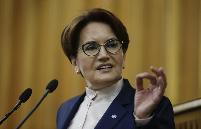 Akşener, bazı illerin belediye başkan adaylarını açıkladı