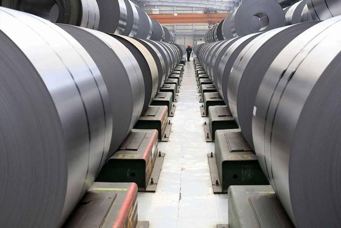 ABD çelik üreticileri üretimi artırdı