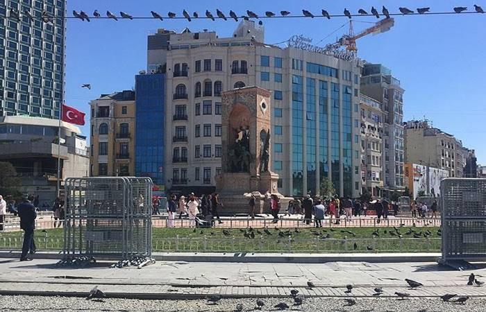 Taksim Meydanı bu yıl da yasak