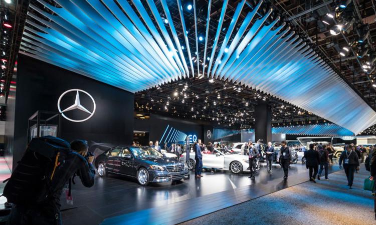 Mercedes, Detroit Fuarı'ndan çekilmeyi planlıyor