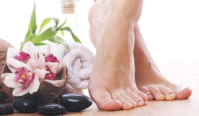 Şekeriniz varsa ayaklarınıza iyi bakın
