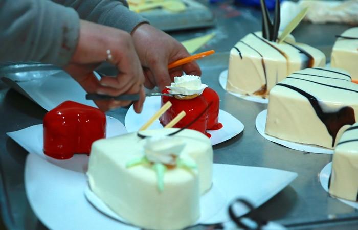 1 milyon kalpli pasta ihraç etti