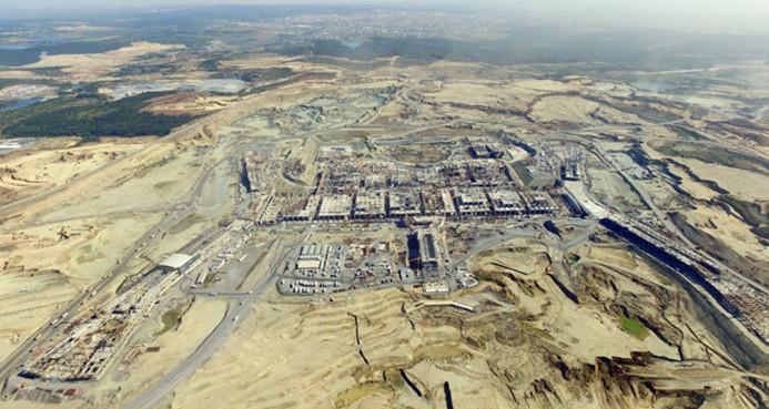 '3. havalimanında 400 işçi öldü' iddiasına yalanlama