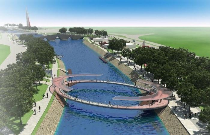 Kanal Tokat Projesi uygulamaya geçiriliyor