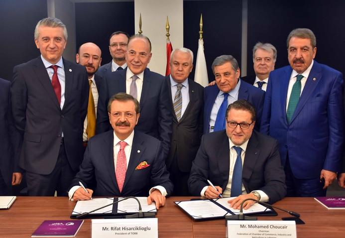 'Arap Birliği ülkeleri ile yatırımlar öne çıkmalı