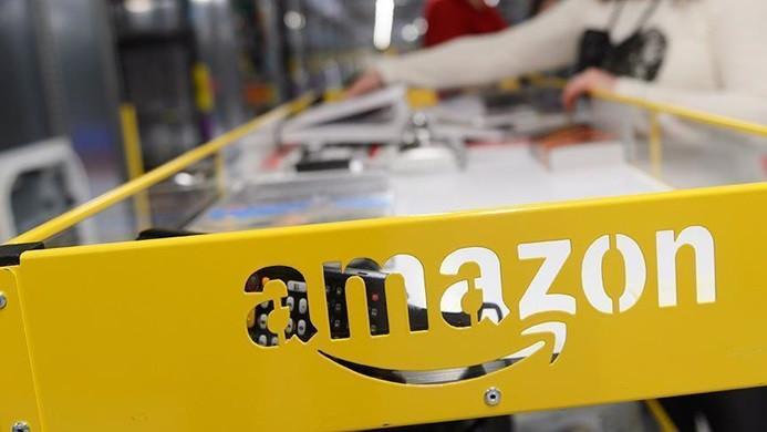 Amazon'dan rekor kâr