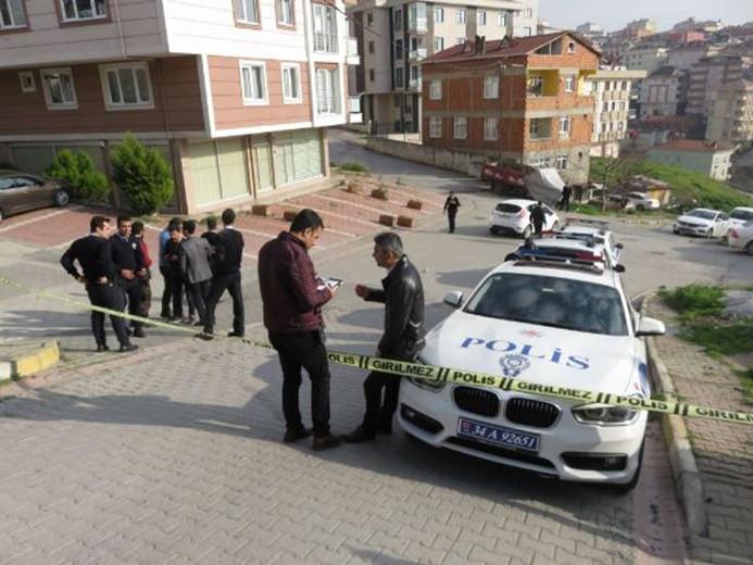 Ataşehir'de 5 katlı bina boşaltıldı