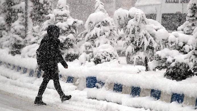 """Sibirya soğukları Türkiye'yi """"teğet geçecek"""""""