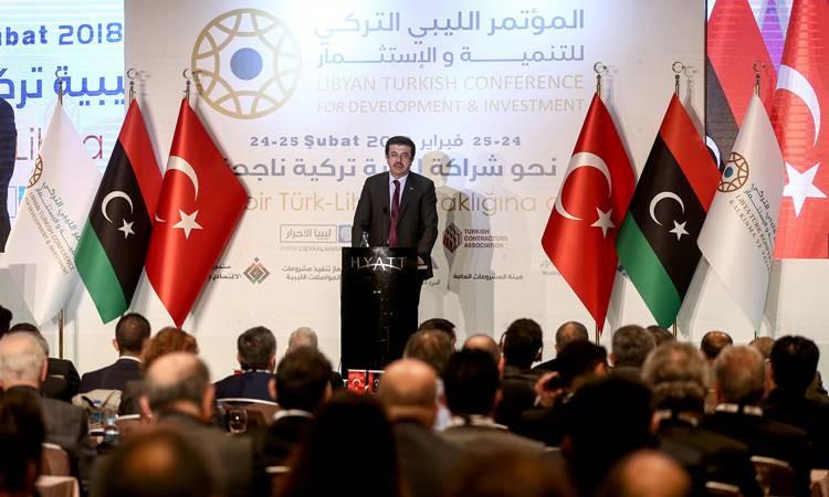 Müteahhitler için Libya ile masaya oturulacak
