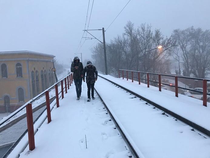 Edirne ve Kırklareli'nde kar tatili