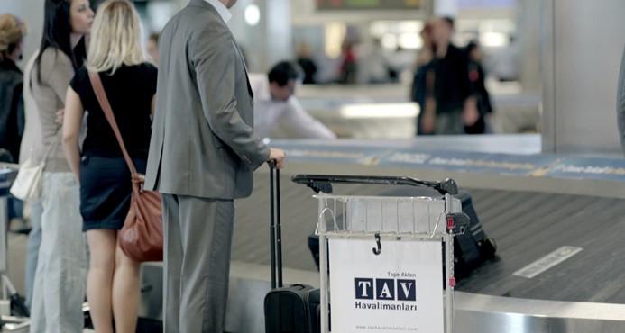TAV, Antalya Havalimanı'nın yarısını aldı
