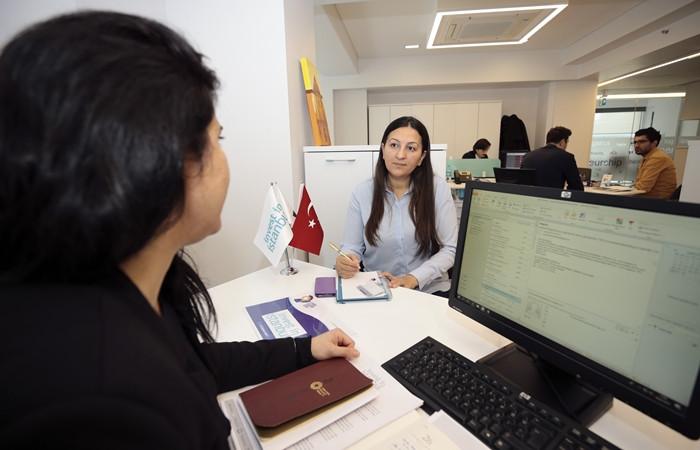 Yatırımcı bürokrasiyi 'tek durak'la aşıyor