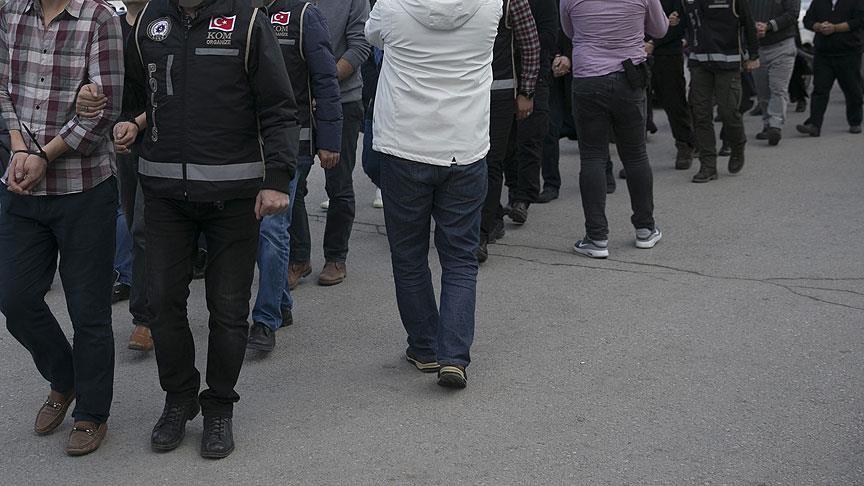 Sosyal medyada terör propagandasına 449 gözaltı