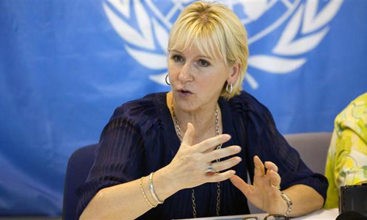 İsveç Dışişleri Bakanı, Türkiye ziyaretini erteledi