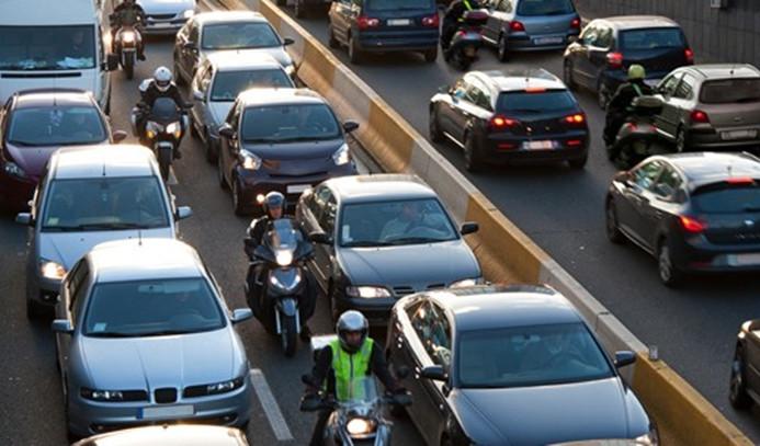 Trafiğe çıkan araç sayısı düşüş gösterdi