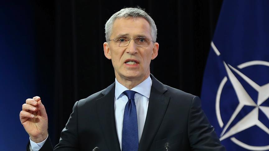 """""""NATO terör tehdidine karşı Türkiye'yle dayanışma içinde"""""""