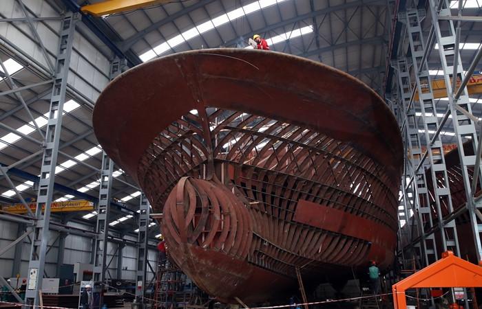 """Balıkçılar yeni gemilerini """"estetik"""" istiyor"""