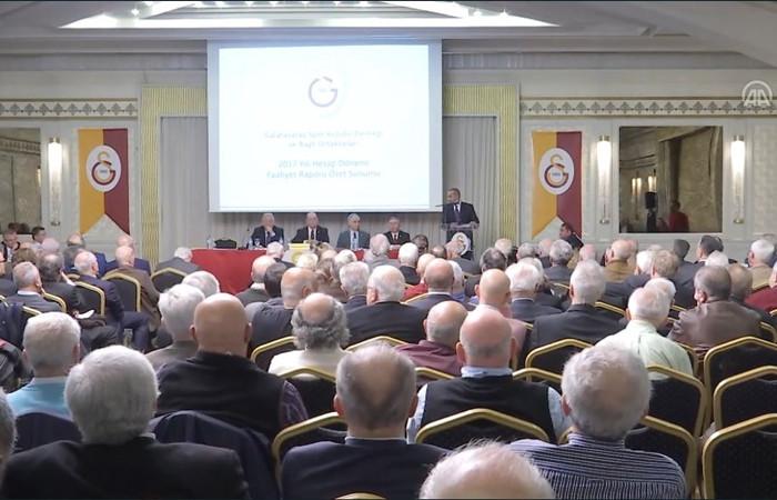 Galatasaray Kulübü borç alacak tablosu
