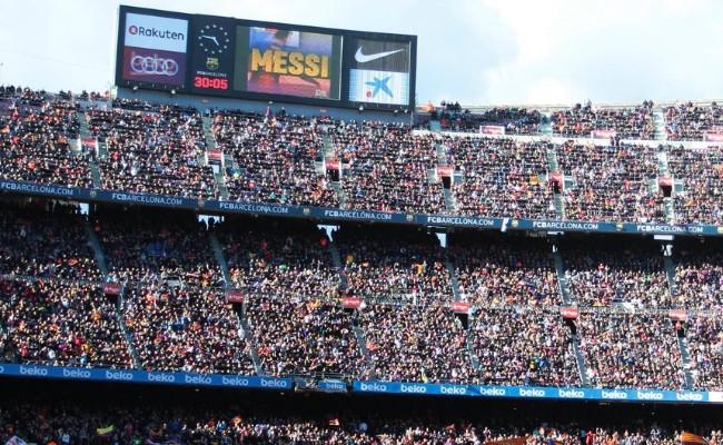 Barcelona'nın bileği 36 maçtır bükülemiyor