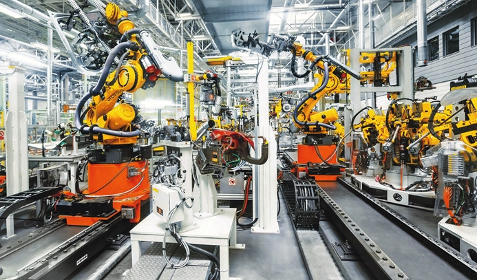 Doğu Avrupa robotlaşıyor!
