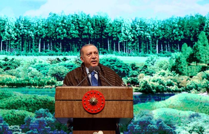 'Ormana sahip çıkmak vatana sahip çıkmaktır'