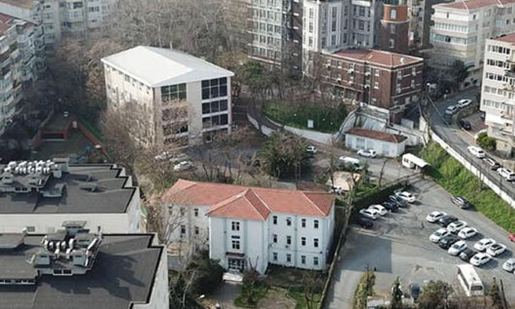 Marmara Üniversitesi Nişantaşı arazisi DAP'ın oldu