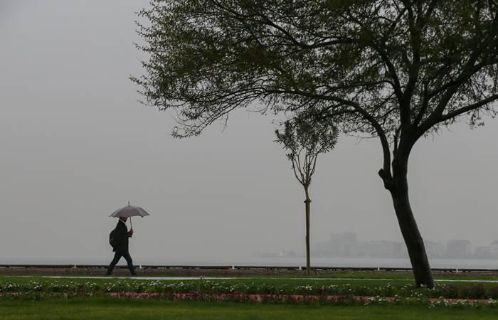 Meteorolojiden fırtına ve toz taşınımı uyarısı