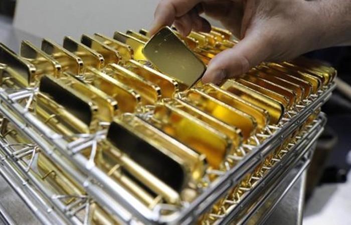 Gümrükte altın geçişine kolaylık