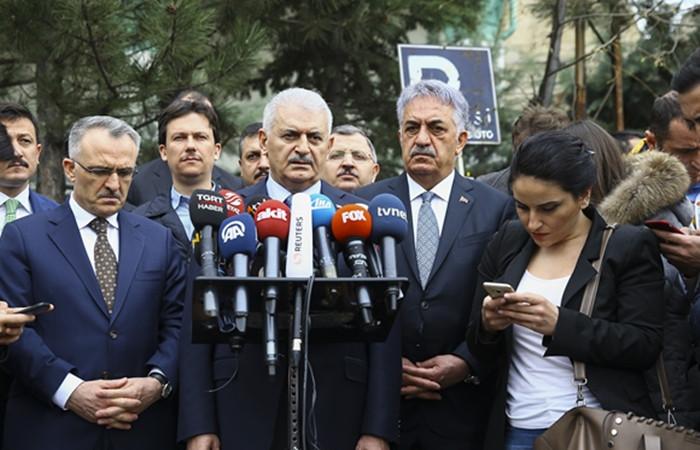 Erbil'e uçuş yasağı kalktı