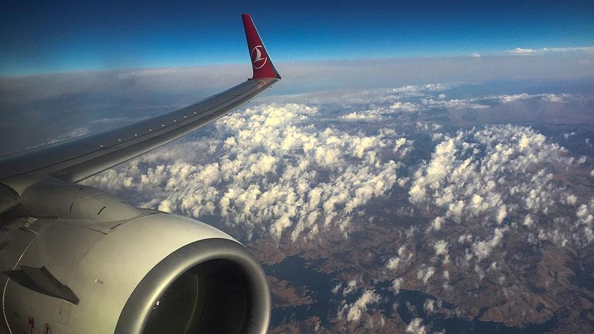Türkiye'den Erbil'e 6 ay sonra ilk direkt uçuş