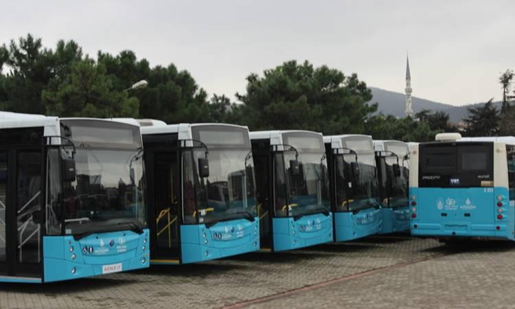 Özel Halk Otobüsleri yarın kontak kapatıyor