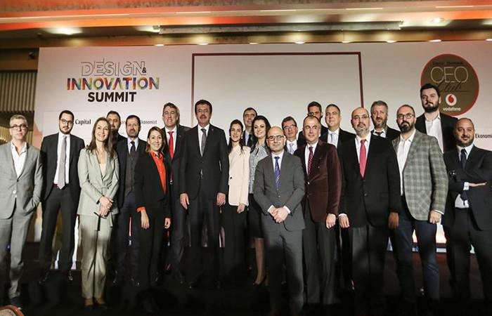 """CEO Club """"Tasarım ve İnovasyon Zirvesi"""""""
