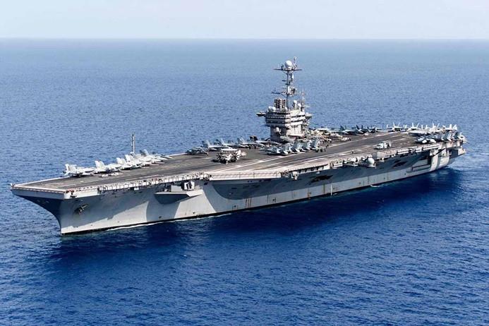ABD uçak gemisi taarruz grubunu Akdeniz'e gönderiyor