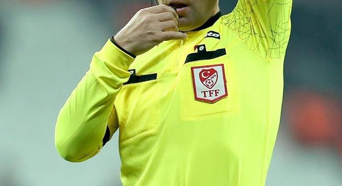 Galatasaray-M.Başakşehir maçının hakemi belli oldu