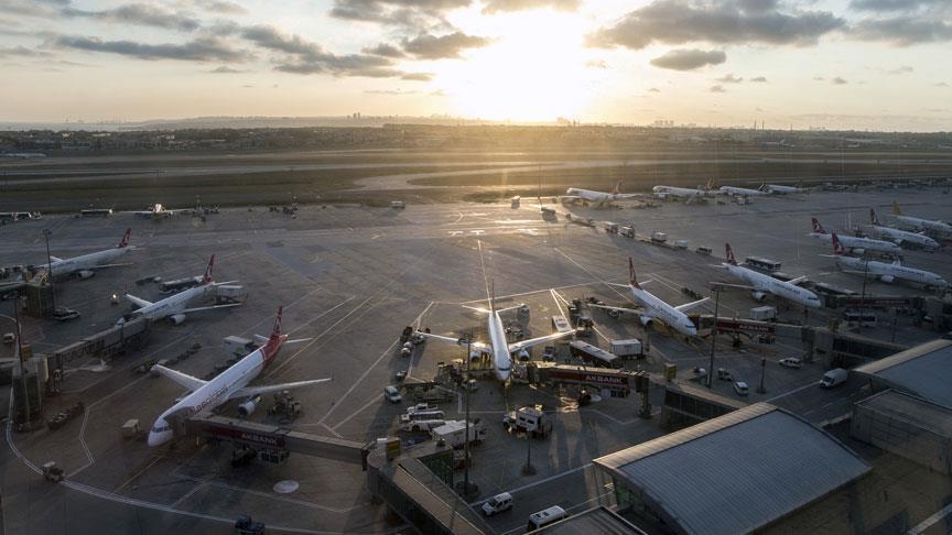 İstanbul havalimanları metropolleri solladı