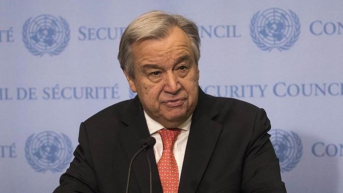 Guterres: 'Soğuk savaş' geri döndü ama bir farkla